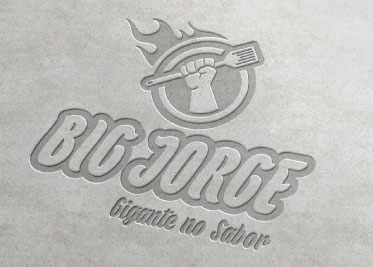 Naming | Marca | Identidade Visual - Big Jorge