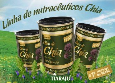 Embalagem | Linha Chia - Tiaraju