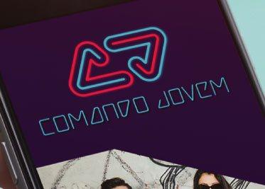 Branding - Comando Jovem