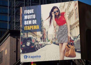 Redesign de Marca | Branding - Itapema