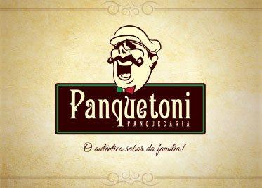 Naming | Marca | Identidade Visual - Panquetoni